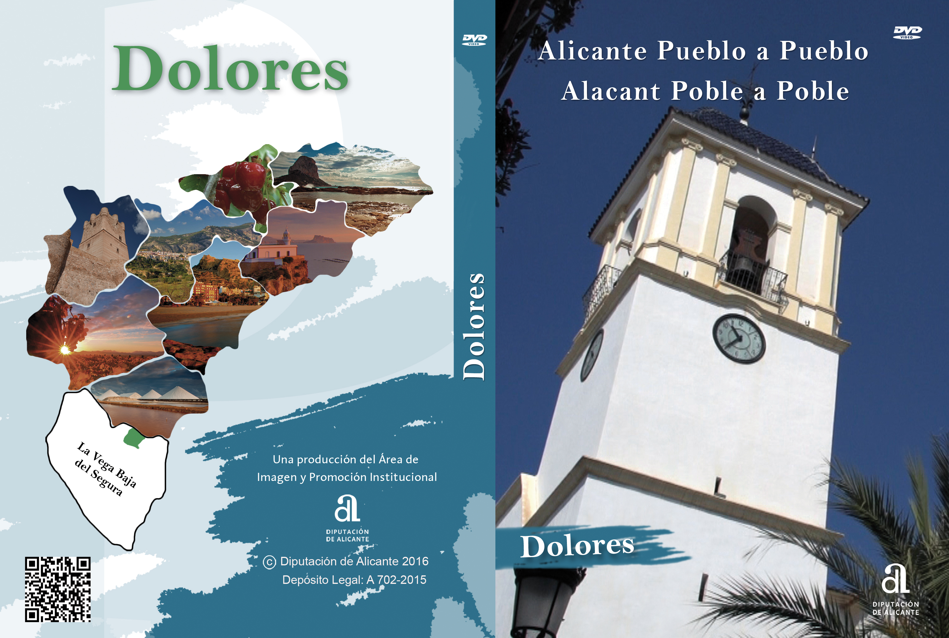 Dolores. Alacant, poble a poble