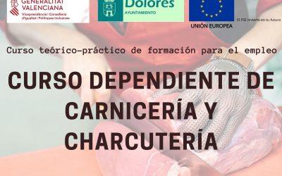 CURSO DEPENDIENTE/A DE CARNICERÍA Y CHARCUTERÍA